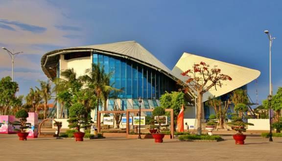 """công trình """"Nhà hát Cao Văn Lầu"""""""
