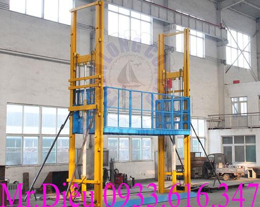 thang nâng hàng 1000kg pl003