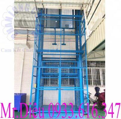 thang nâng hàng 2000kg pl003