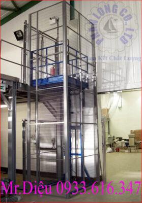 thang nâng hàng 500kg pl003