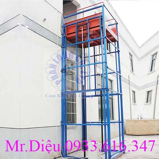 thang nâng hàng pl001