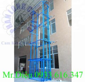 thang nâng hàng tự động PL005