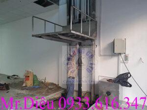thang nâng thủy lực 1500kg
