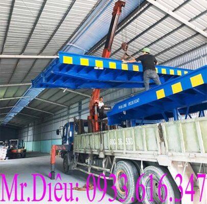 cầu xe nâng 10 tấn